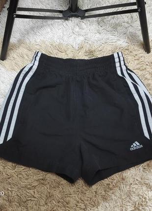 Фирменные шорты для купания - плавки-шорты adidas на мальчика ...