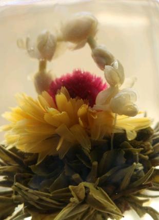 Цветочный чай (цветущий чай)