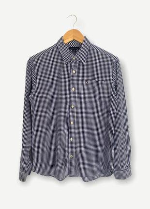 Рубашка сорочка tommy hilfiger оригинал томи