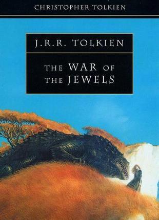 Книга The War of the Jewels