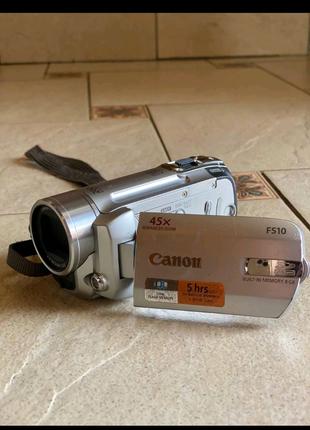 Видео камера Cenon FS10.