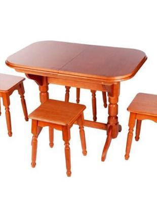 Деревянный стол. С-2