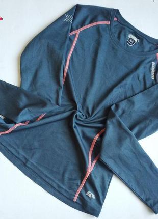 Брендовый дышащий реглан karhu лонгслив спортивный, одежда для...
