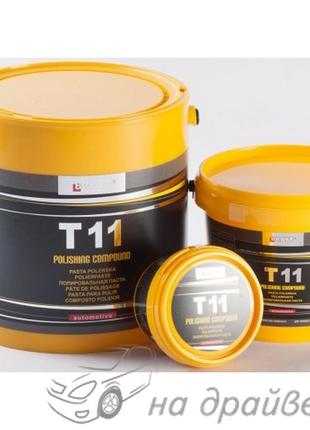 Полировальная паста T11 Polishing compound 150гр Brayt