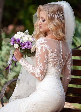 Свадебное платье Lite by Dominiss 2019
