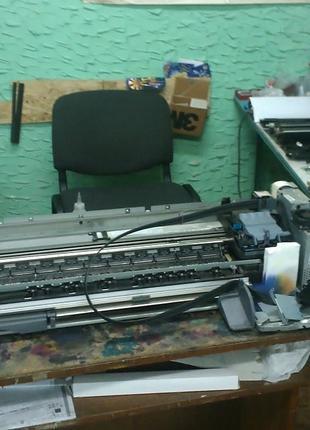 Ремонт принтеров, МФУ, оргтехники, заправка картриджей,