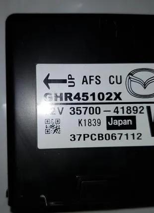 GHR45102X блок управления фар  КСЕНОН MAZDA 6 GJ 2013 -2018