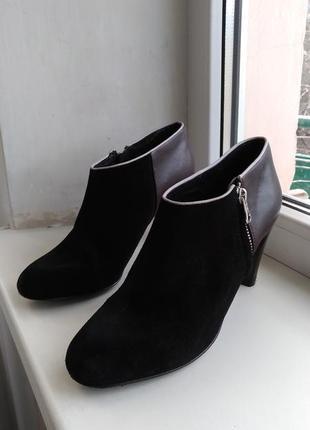 Кожаные туфли see by chloe