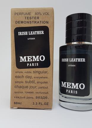 Memo Irish Leather - Selective Tester 60ml