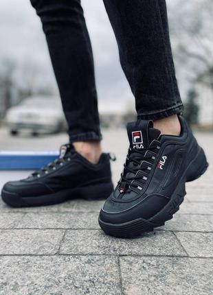 Мужские кроссовки фила 🔥