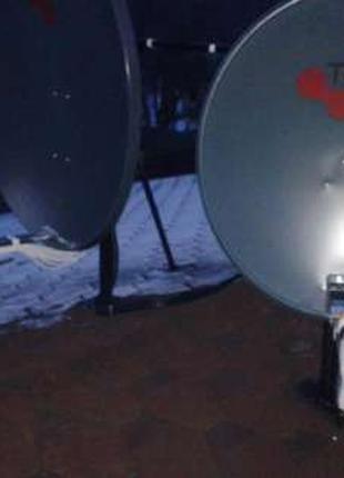 Установка спутникового оборудования, ремонт и обслуживание