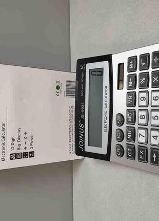 Калькуляторы Б/У Joinus JS-9933