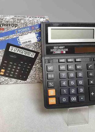 Калькуляторы Б/У SDC-888T