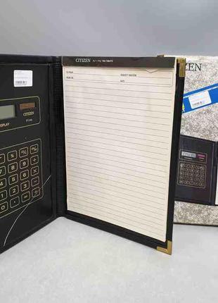 Калькуляторы Б/У Citizen portfolio FT-210
