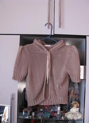Кардиган, пуловер  brunello сucinelli rivamonti. italy