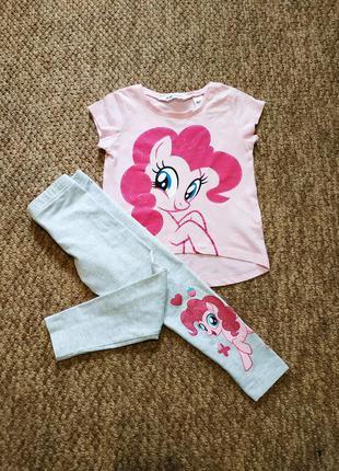 Набор my little pony 2-3 года