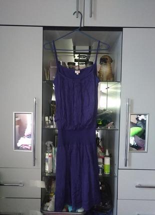 Платье kenzo шелк