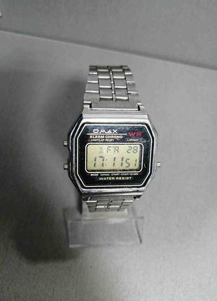 Наручные часы Б/У Omax WR электронные