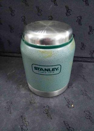 Термосы и термокружки Б/У Stanley Adventure 0,41 л Зеленый