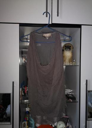 Шелковая блуза space style concept