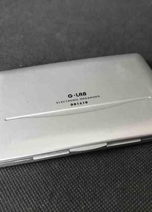 Карманные электронные словари и переводчики Б/У G-Lab DB1610