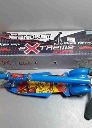 Самокаты Б/У Самокат Extreme Sport 12017