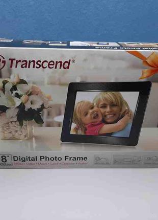 Цифровые фоторамки и фотоальбомы Б/У Transcend PF830