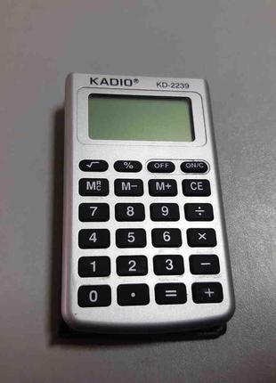 Калькуляторы Б/У Kadio KD-2239