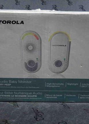 Радио- и видеоняни Б/У Motorola MBP8