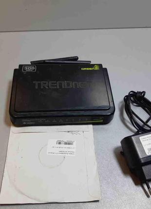 Сетевое оборудование Wi-Fi и Bluetooth Б/У TRENDnet TEW-652BRP