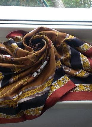Шелковый платок. италия