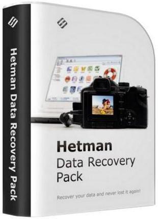 Лицензия на Hetman Software Hetman Data Recovery Pack Домашняя...