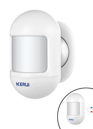 Датчик движения мини ИК PIR 433МГц для GSM сигнализации KERUI ...