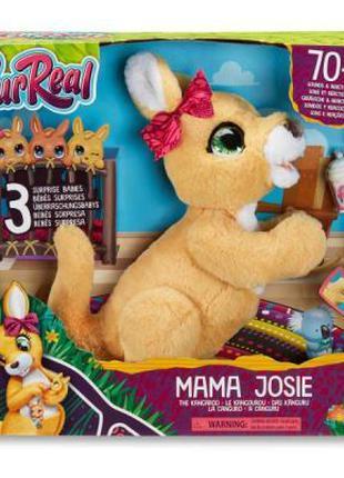 Интерактивная игрушка Hasbro Furreal Friends Джоси Кенгуру (E6...