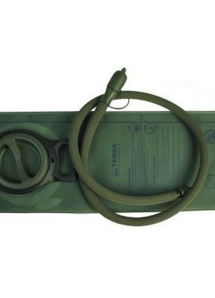 Питьевая система Terra Incognita Hidro Izotube 2,5 зеленый (48...