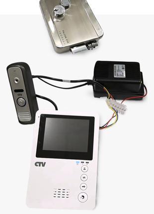 Установка и обслуживание видеодомофонов