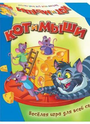 Настольная игра DREAM MAKERS Кот и мыши (707-38)
