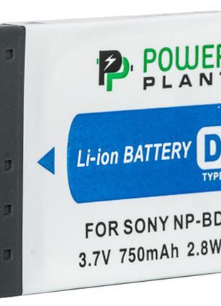 Аккумулятор к фото/видео PowerPlant Sony NP-BD1, NP-FD1 (DV00D...