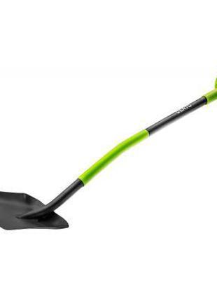 Лопата Verto пластиковый держатель (15G012)