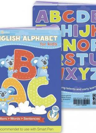 Интерактивная игрушка Smart Koala Книга Английский Алфавит (SK...