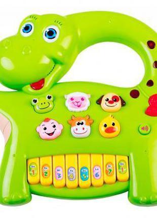Развивающая игрушка BeBeLino Интерактивная панель Музыкальный ...