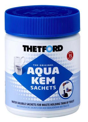 Средство для дезодорации биотуалетов Thetford Aqua Kem Sachets...