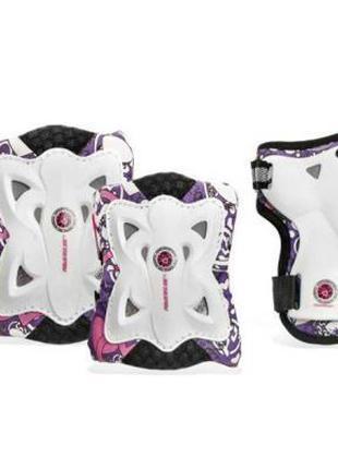 Комплект защиты Powerslide 906012 PRO Butterfly Tri-Pack, Size...