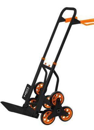 Грузовая тележка Neo Tools для транспортировки по ступенькам, ...