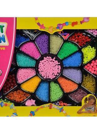 Набор для творчества Simba Набор бусин Разноцветный креатив 10...