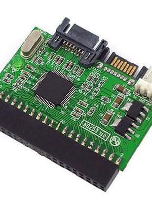 Конвертор IDE to SATA and SATA to IDE AgeStar (ISSI)