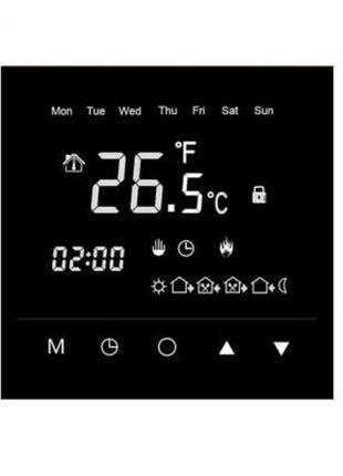 Терморегулятор ProfiTherm WiFi Onyx Black (000019878)