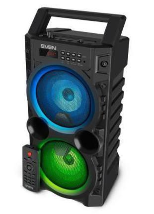 Колонка Bluetooth SVEN PS-440 Black