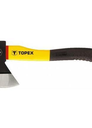 Топор Topex 1000 г, рукоятка из стекловолокна (05A203)