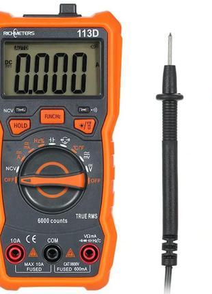 Прибор для поиска скрытой проводки Тестер Richmeters 113D 7154...